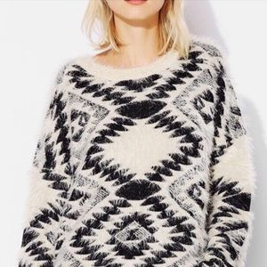 Staring at Stars UO Sweater Boho Size M
